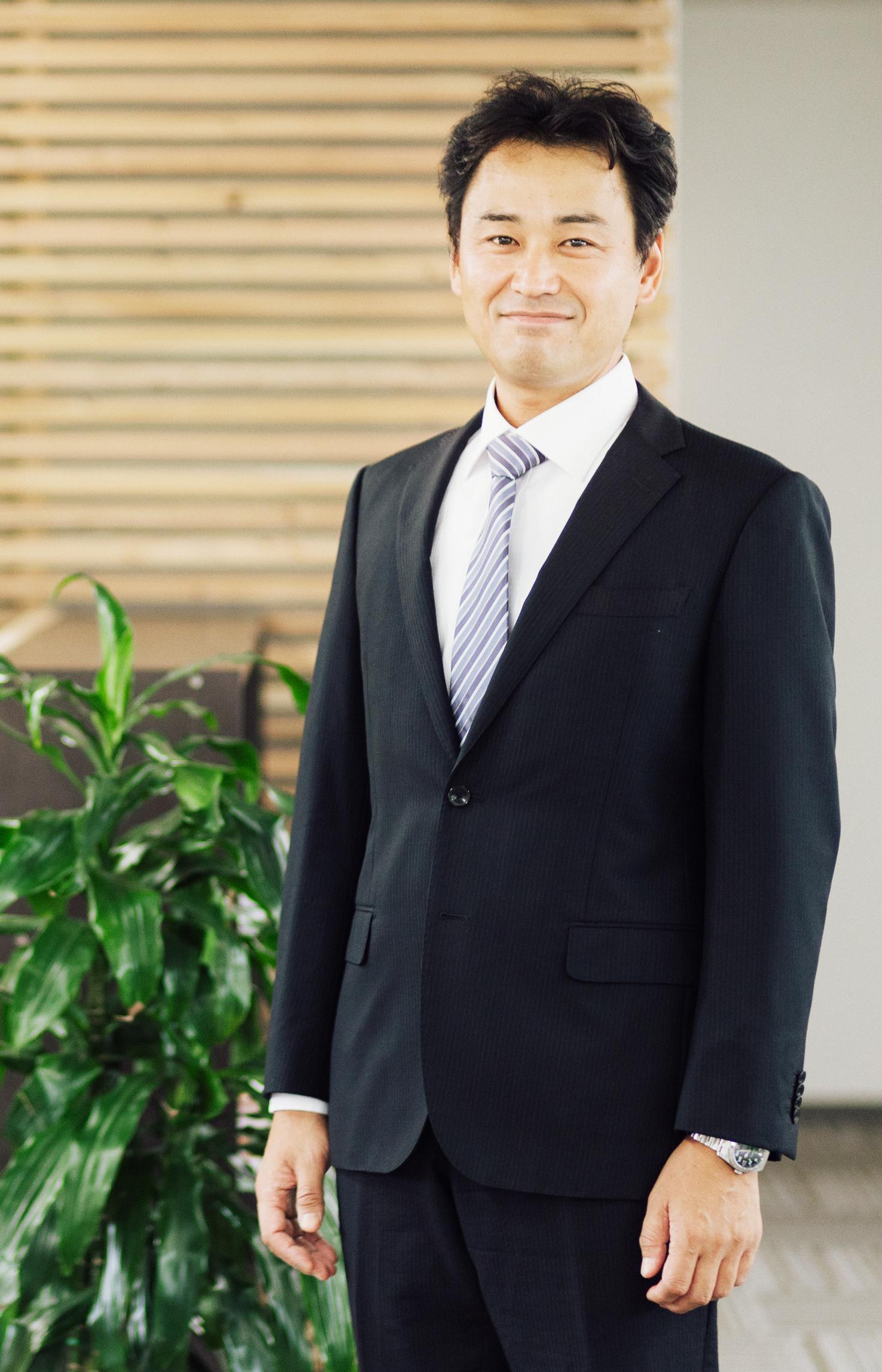 社長プロフィール